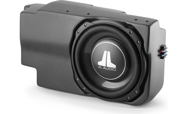 JL Audio SB-POL-RZG2R/10TW3 subwoofer and enclosure