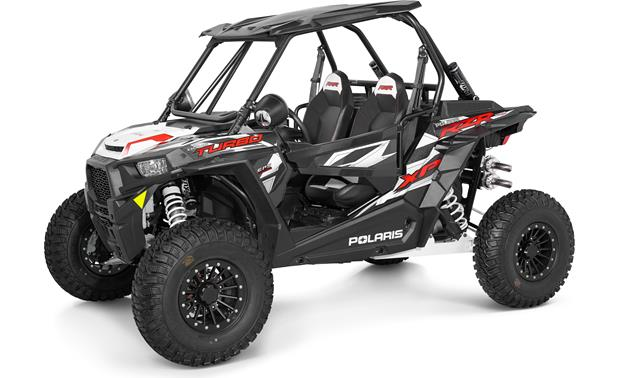 JL Audio SB-POL-RZG2R/10TW3 Made for your 2014-up Polaris RZR