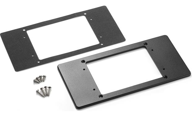 JL Audio MMP-1-BK mounting plate