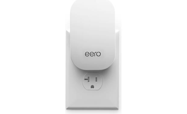 eero Home Wi-Fi® System The eero beacon plugs into a standard wall outlet