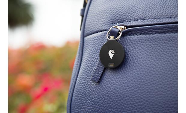 TrackR bravo Attaches easily to anything you don't want to lose