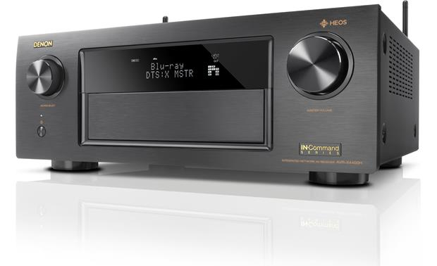 Denon AVR-X4400H IN-Command Angled front view