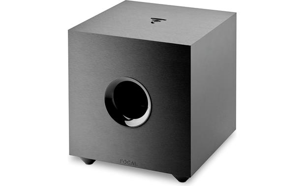Focal Cub Evo A front-firing port reinforces bass response