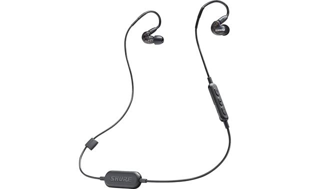 Shure SE215-BT1 Play music wirelessly from your phone