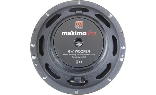 Morel Maximo Ultra 602 Back