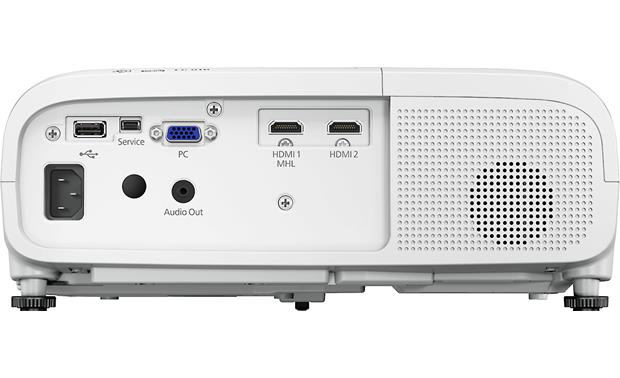 Epson Home Cinema 2150 Back