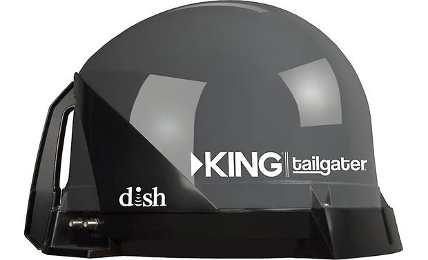 King Tailgater Controls VQ4550 Other