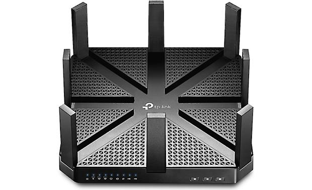 TP-Link Archer C5400 Eight powerful external antennas with beamforming