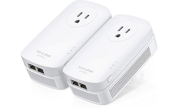 TP-Link AV2000 Powerline Starter Kit Front
