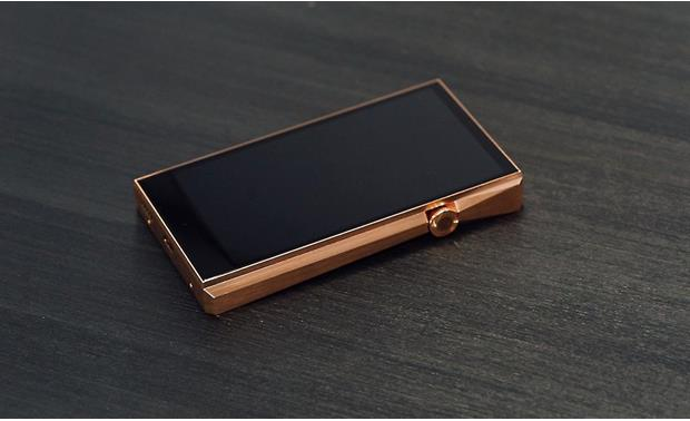 Astell&Kern A&ultima SP1000 Copper - right front