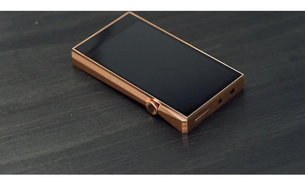 Astell & Kern A&ultima SP1000 Copper - left front