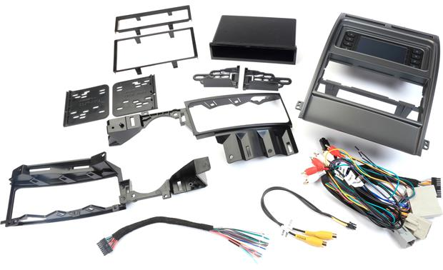 Metra 99-5722 Dash and Wiring Kit Front