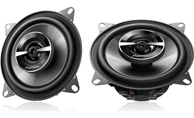 Pioneer TS-G400 Bring new life to your factory sound with Pioneer's G-Series speakers.