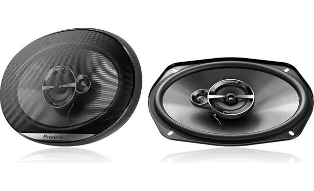Pioneer TS-G690 Bring new life to your factory sound with Pioneer's G-Series speakers.