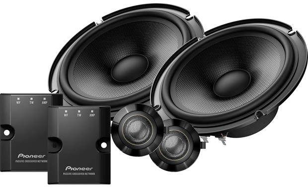 Pioneer TS-Z65C Pioneer's Z-Series speakers are optimized for high-res audio playback.