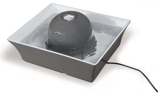 PetSafe Drinkwell® Seascape Pet Fountain Holds up to 70 ounces of water
