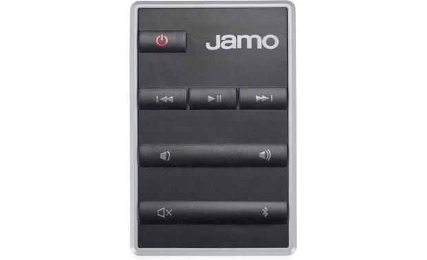 Jamo DS5 Black - credit card-sized remote