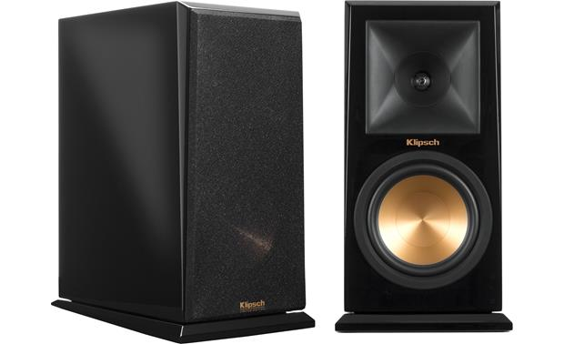 Klipsch Reference Premiere RP-160M Shown with one grille removed