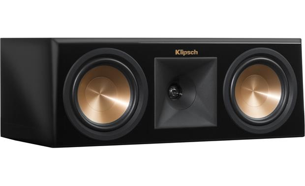 Klipsch Reference Premiere RP-250C Shown with grille removed
