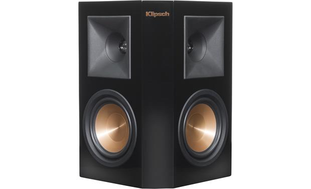 Klipsch Reference Premiere RP-250S Front (pictured with included grille removed)