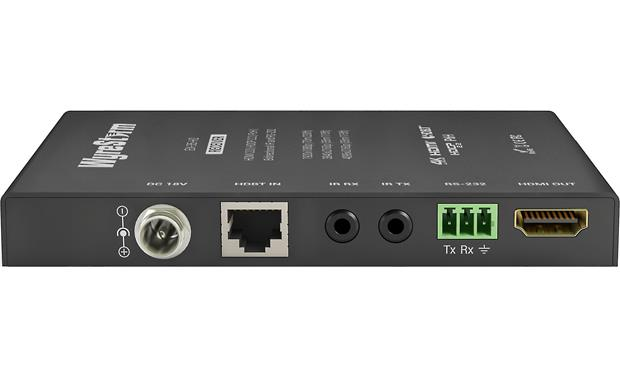 WyreStorm HDBaseT™ EX-35-H2 Back of receiver unit