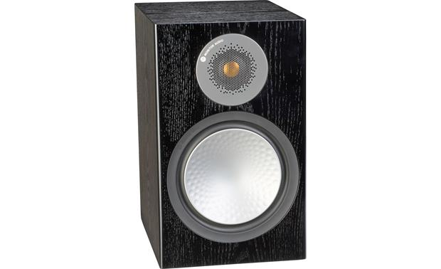 Monitor Audio Silver 100 Shown individually with grille removed