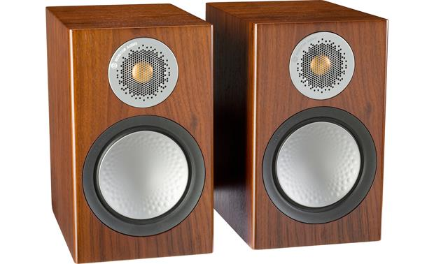 Monitor Audio Silver 50 Shown with grilles removed