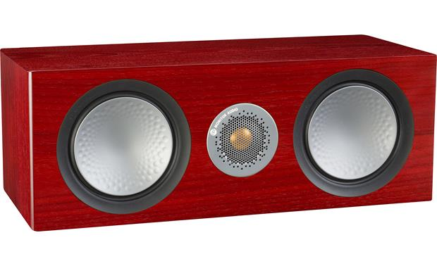 Monitor Audio Silver C150 Shown with grille removed