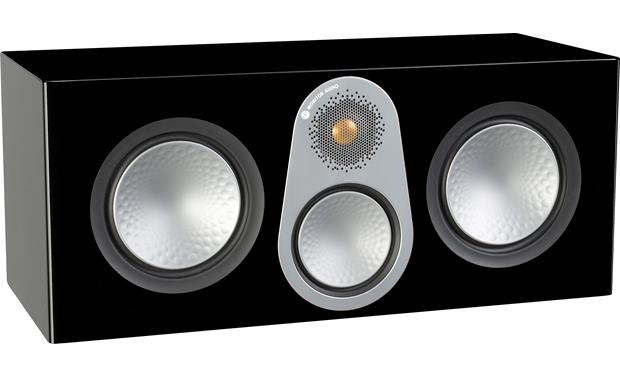 Monitor Audio Silver C350 Shown with grille removed