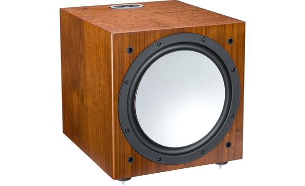 Monitor Audio Silver W-12 Shown with grille removed