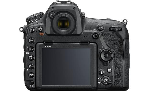 Nikon D850 (no lens included) Back