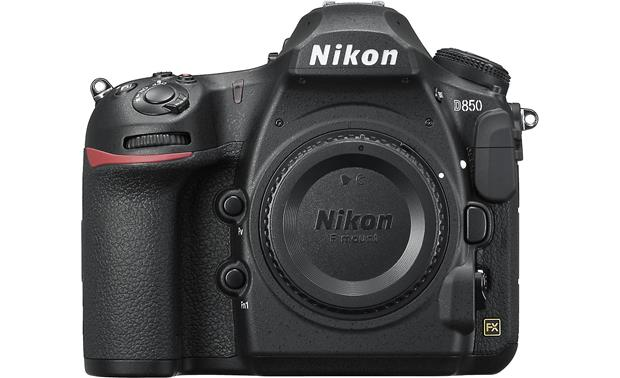 Nikon D850 (no lens included) Shown with body cap