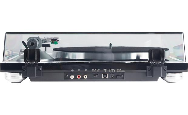 TEAC TN-400S Back