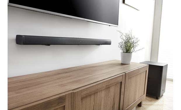 JBL Bar 3.1 Wall-mountable (brackets included)
