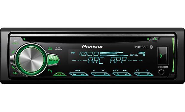Pioneer DEH-S5000BT Front