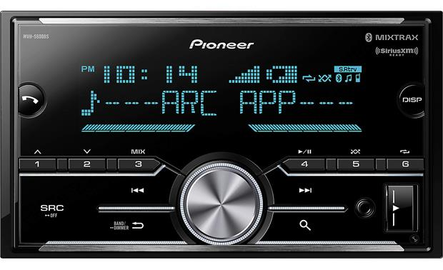 Pioneer MVH-S600BS digital media receiver