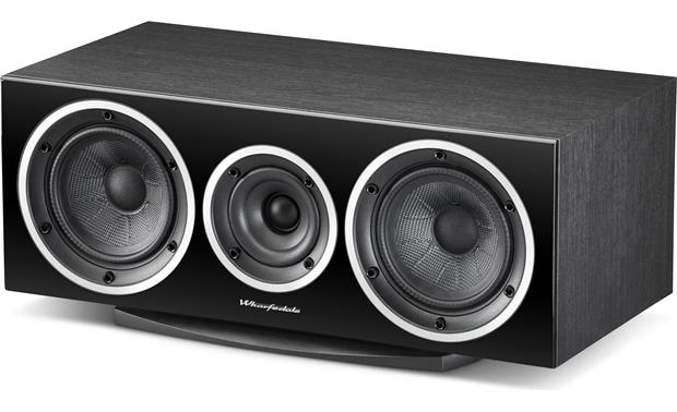 Wharfedale Diamond 220C Shown with grilles removed