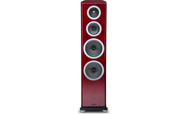 Wharfedale Reva 4 Shown with magnetic grille removed