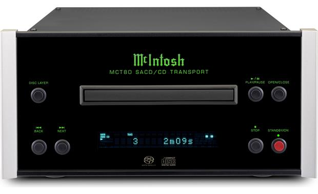 McIntosh MCT80 Front