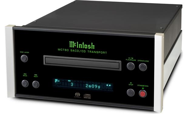 McIntosh MCT80 Angled front view