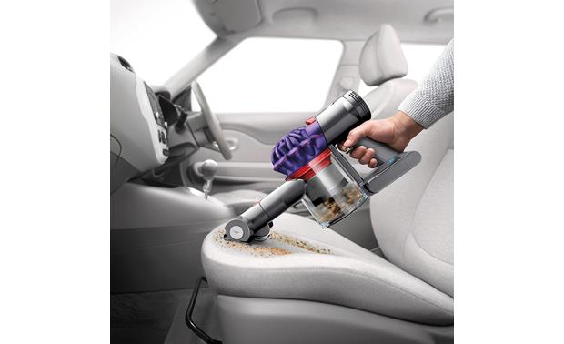 Dyson V7 Car+Boat Your car's seats will thank you
