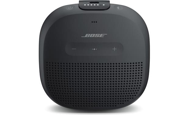 Bose&reg; SoundLink&reg; Micro <em>Bluetooth&reg;</em> speaker Black
