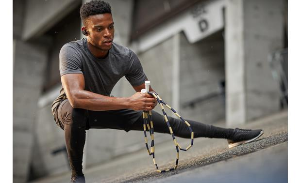 Bose® SoundSport® Free wireless headphones No wires to get in the way of your workout