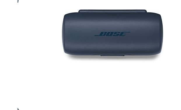 Bose® SoundSport® Free wireless headphones Palm-sized charging case