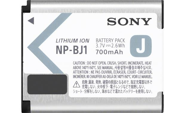 Sony NP-BJ1 Front