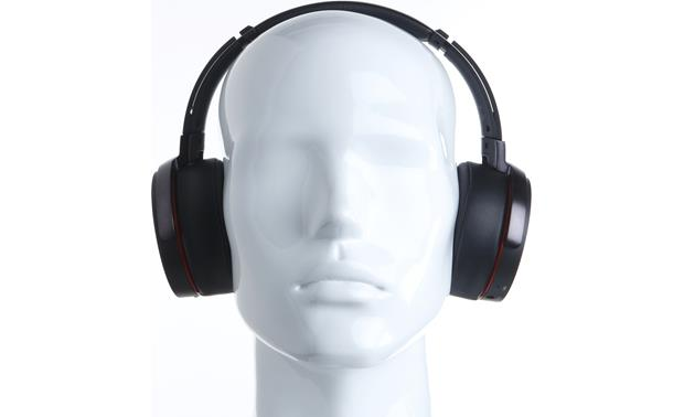 Sony MDR-XB950B1 EXTRA BASS™ Mannequin shown for fit and scale