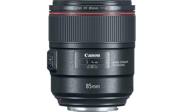 Canon EF 85mm f/1.4L IS USM Front