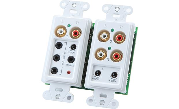 OnQ lyriQ™ Flush Mount Triple Source Input Front
