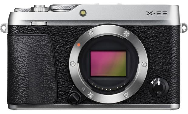 Fujifilm X-E3 (no lens included) Front