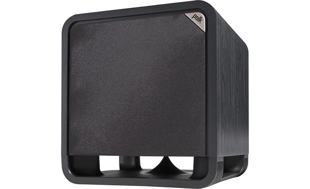 Polk Audio HTS 10 Shown with grille in place